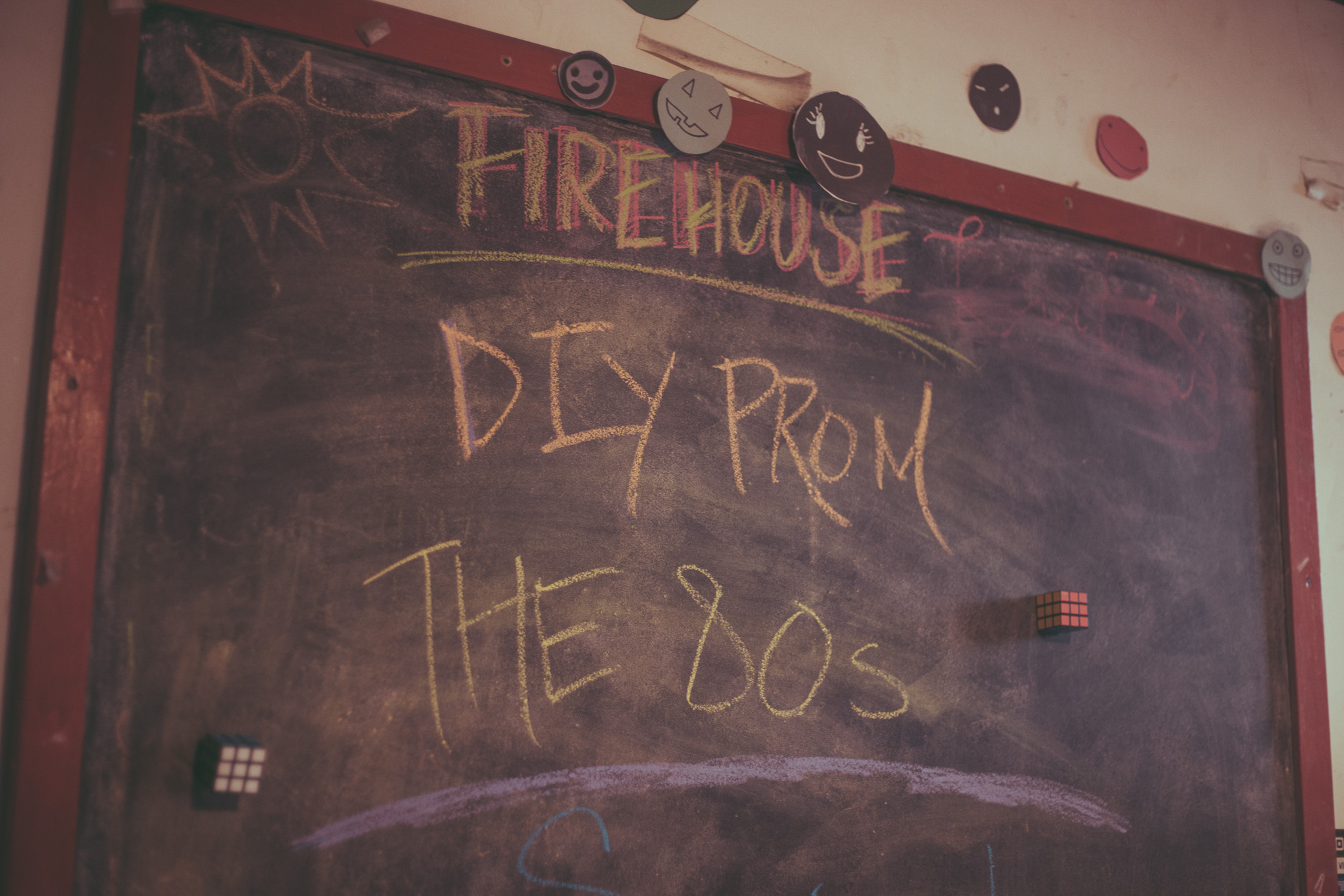A scene from DIY Birmingham's Prom: The 1980's at the Spring Street Firehouse in Birmingham, Alabama on May 26th, 2018. (Photo by David A. Smith/DSmithScenes)