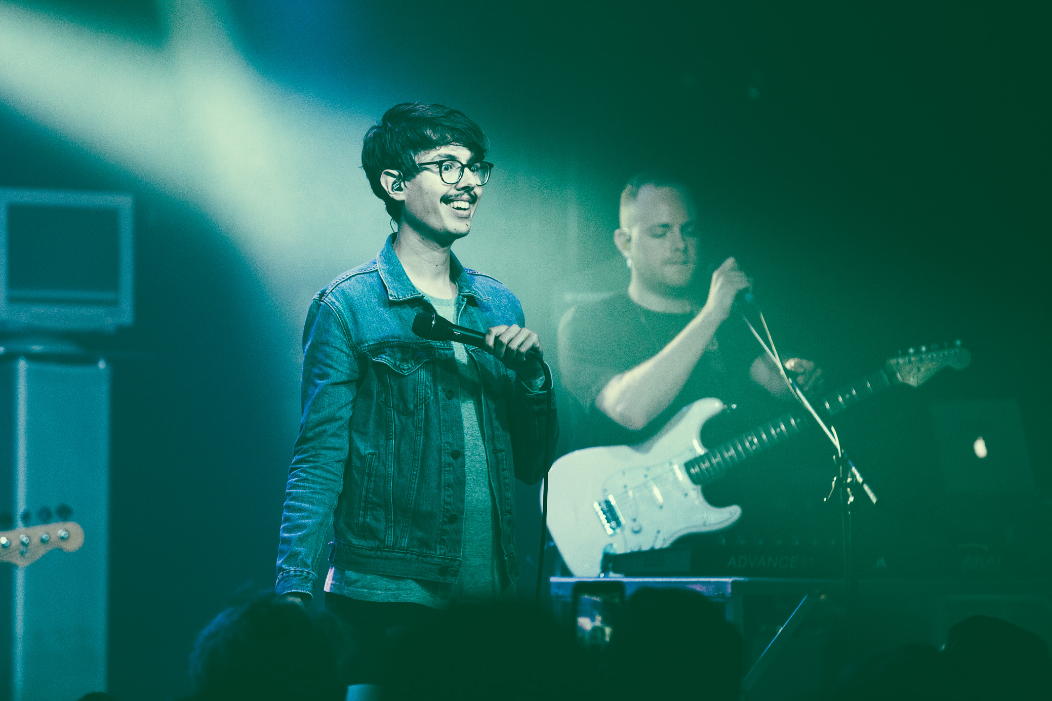 Joywave performs in concert at Saturn Birmingham in Birmingham, Alabama on July 19th, 2018. (Photo by David A. Smith/DSmithScenes)