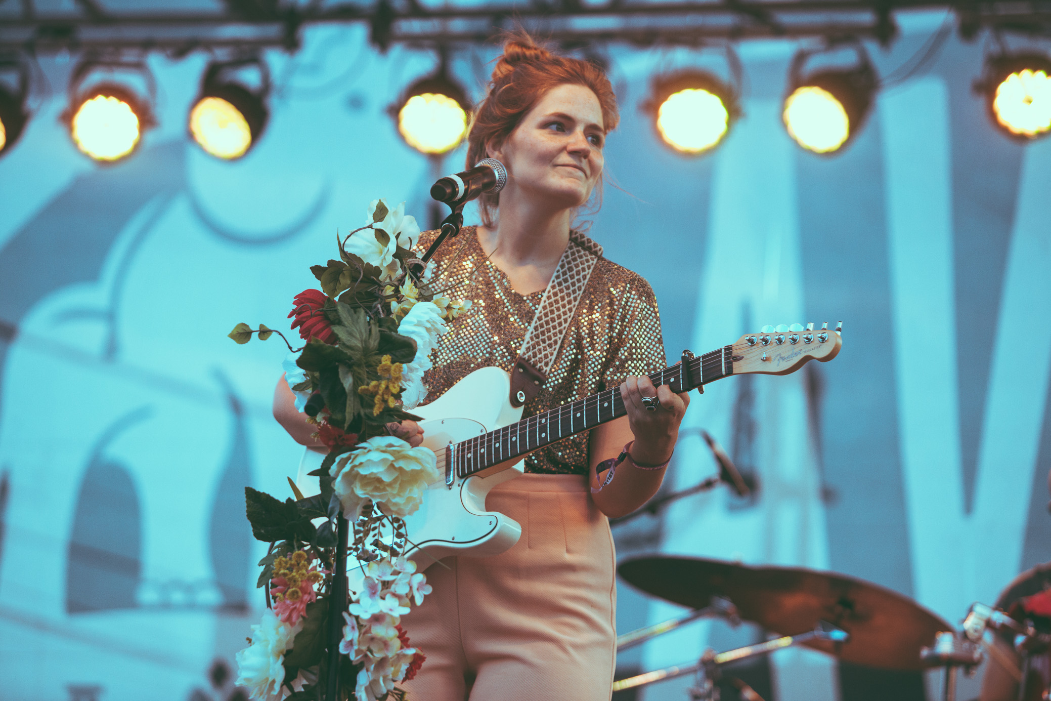 Erin Rae performs in concert at the Secret Stages Music Discovery Festival in Birmingham, Alabama on August 3rd, 2018. (Photo by David A. Smith/DSmithScenes)