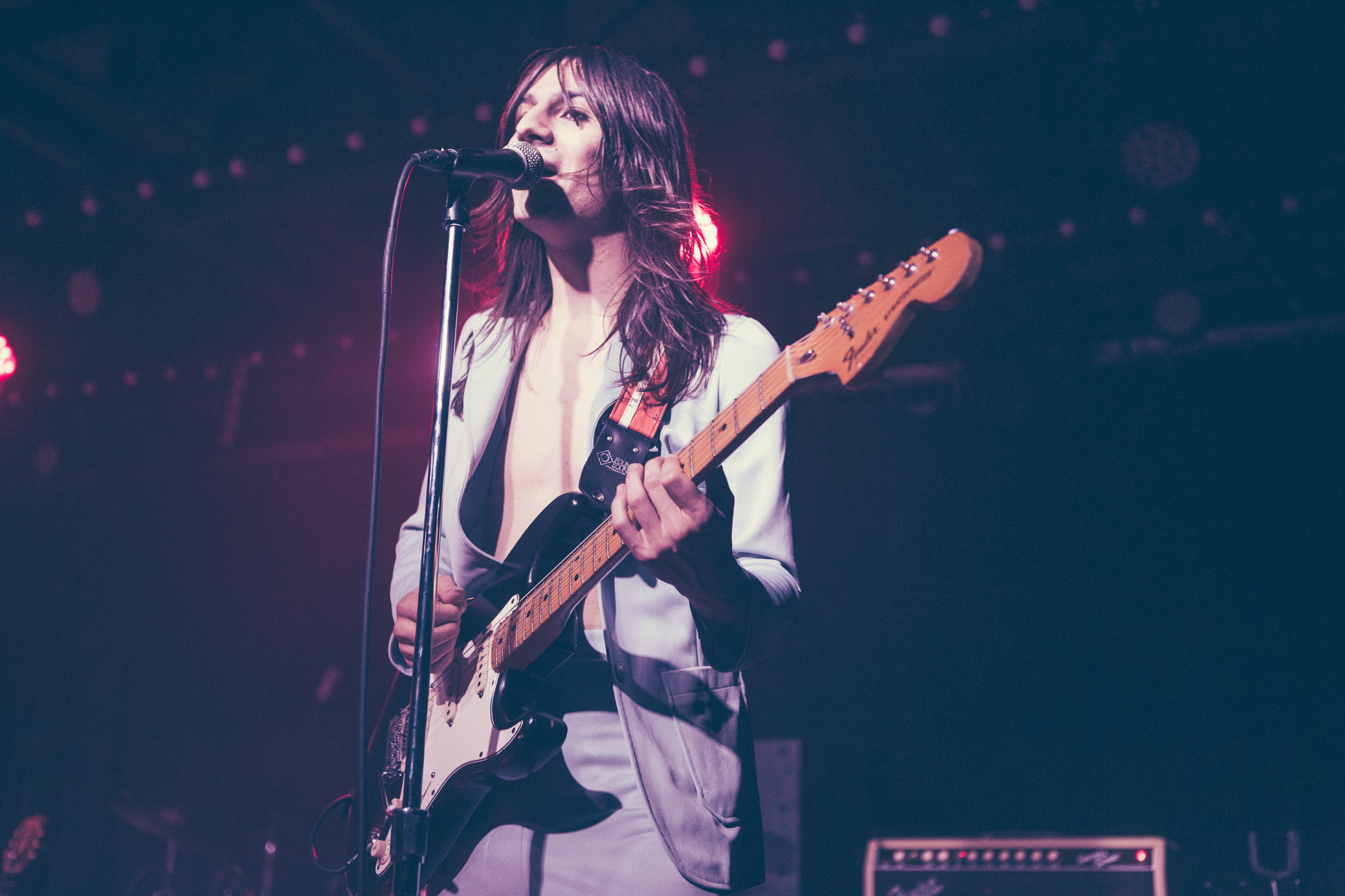 The Lemon Twigs perform in concert at Saturn Birmingham in Birmingham, Alabama on October 28th, 2018. (Photo by David A. Smith / DSmithScenes)