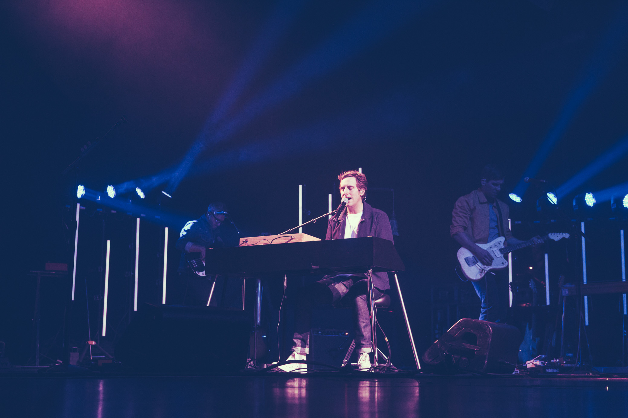 Ben Rector performs at The Alabama Theatre in Birmingham, Alabama on November 1st, 2018. (Photo by David A. Smith / DSmithScenes)