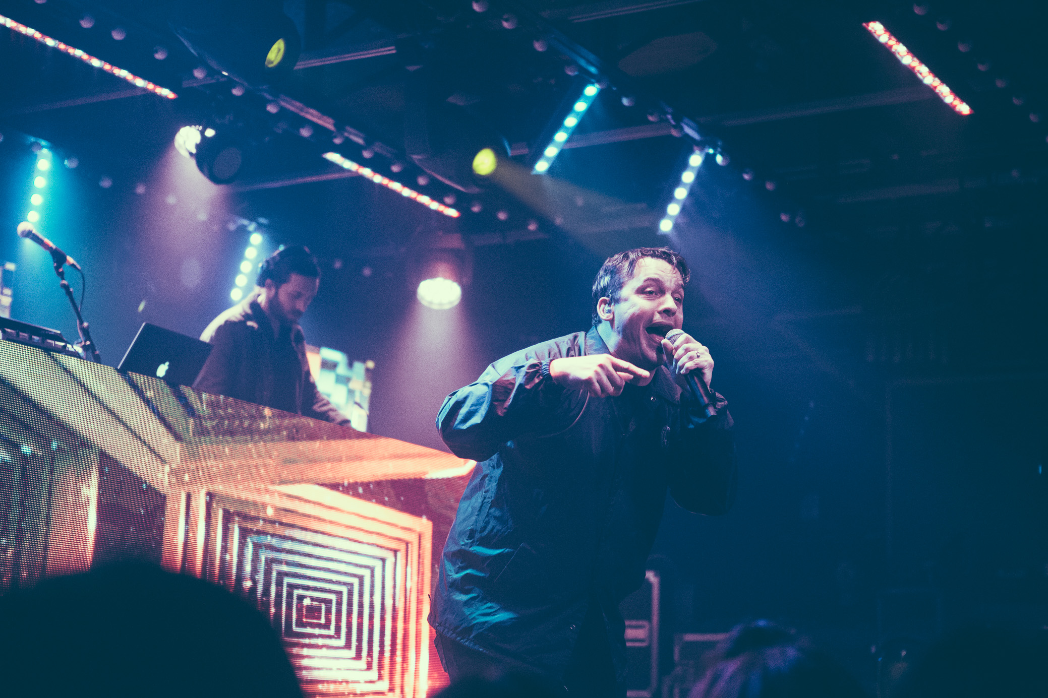 Atmosphere performs in concert at Saturn Birmingham in Birmingham, Alabama on December 4th, 2018. (Photo by David A. Smith / DSmithScenes)