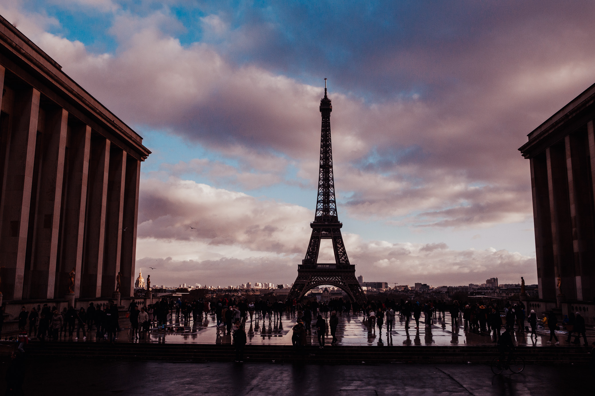 The Eiffel Tower | Paris, France | December 9th, 2018 | (Photo by David A. Smith / DSmithScenes)