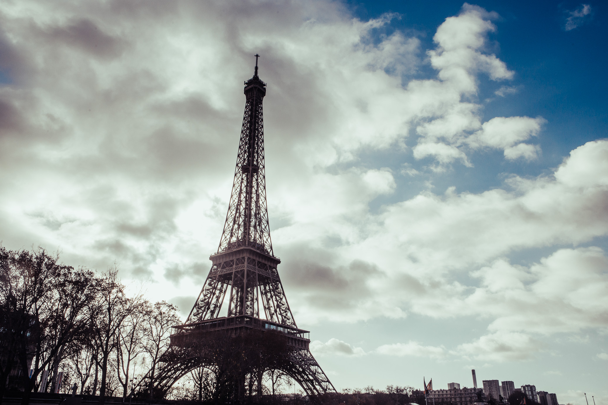 The Eiffel Tower | Paris, France | December 10th, 2018 | (Photo by David A. Smith / DSmithScenes)