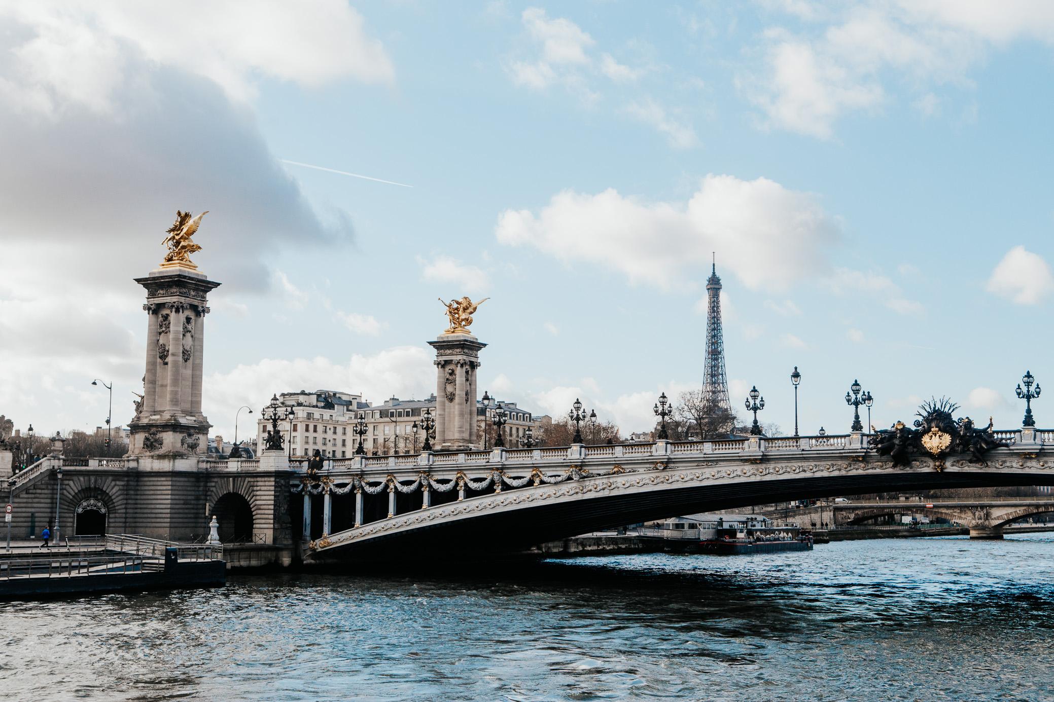 The Seine | Paris, France | December 10th, 2018 | (Photo by David A. Smith / DSmithScenes)