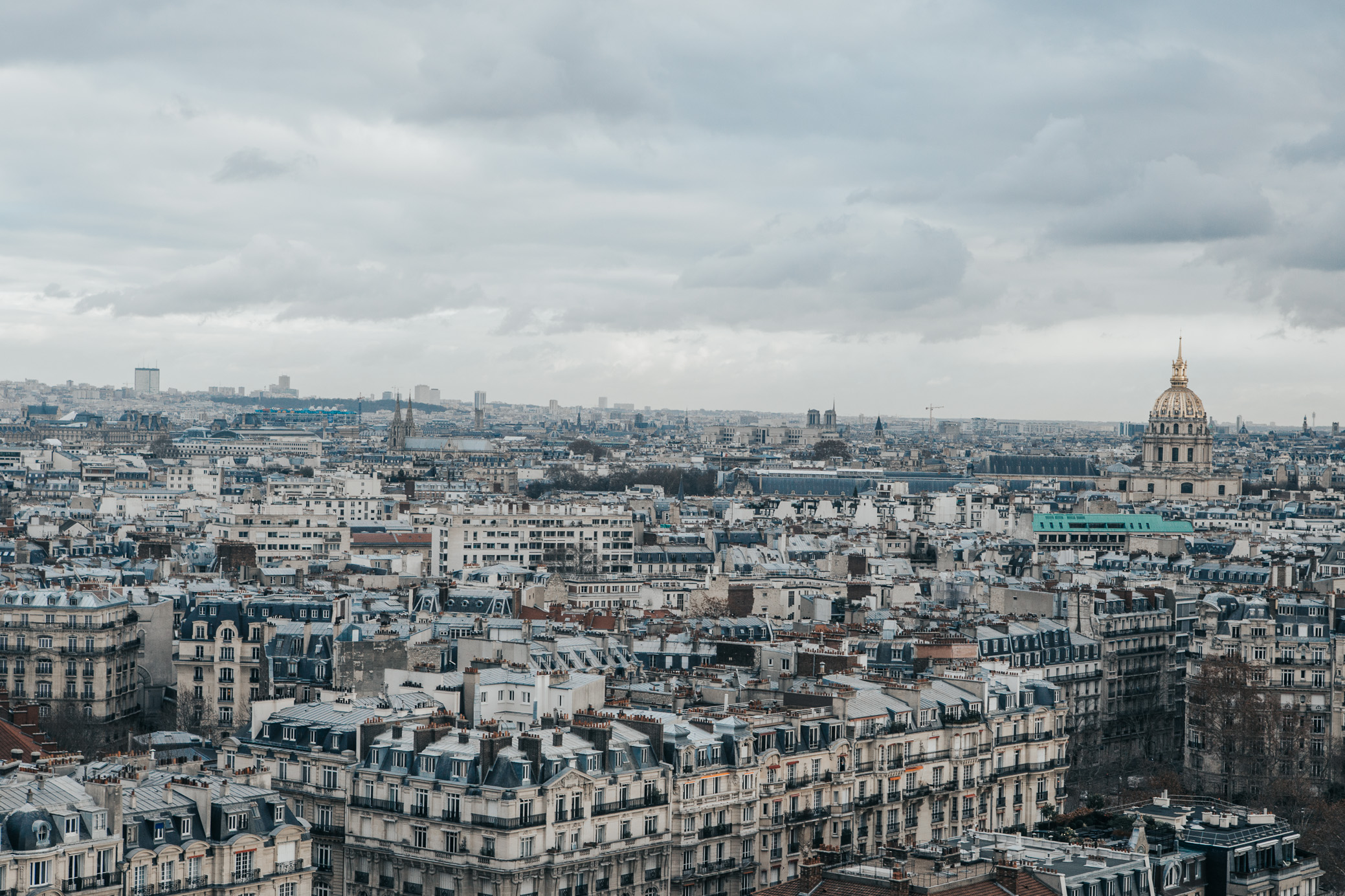 Paris, France | December 10th, 2018 | (Photo by David A. Smith / DSmithScenes)
