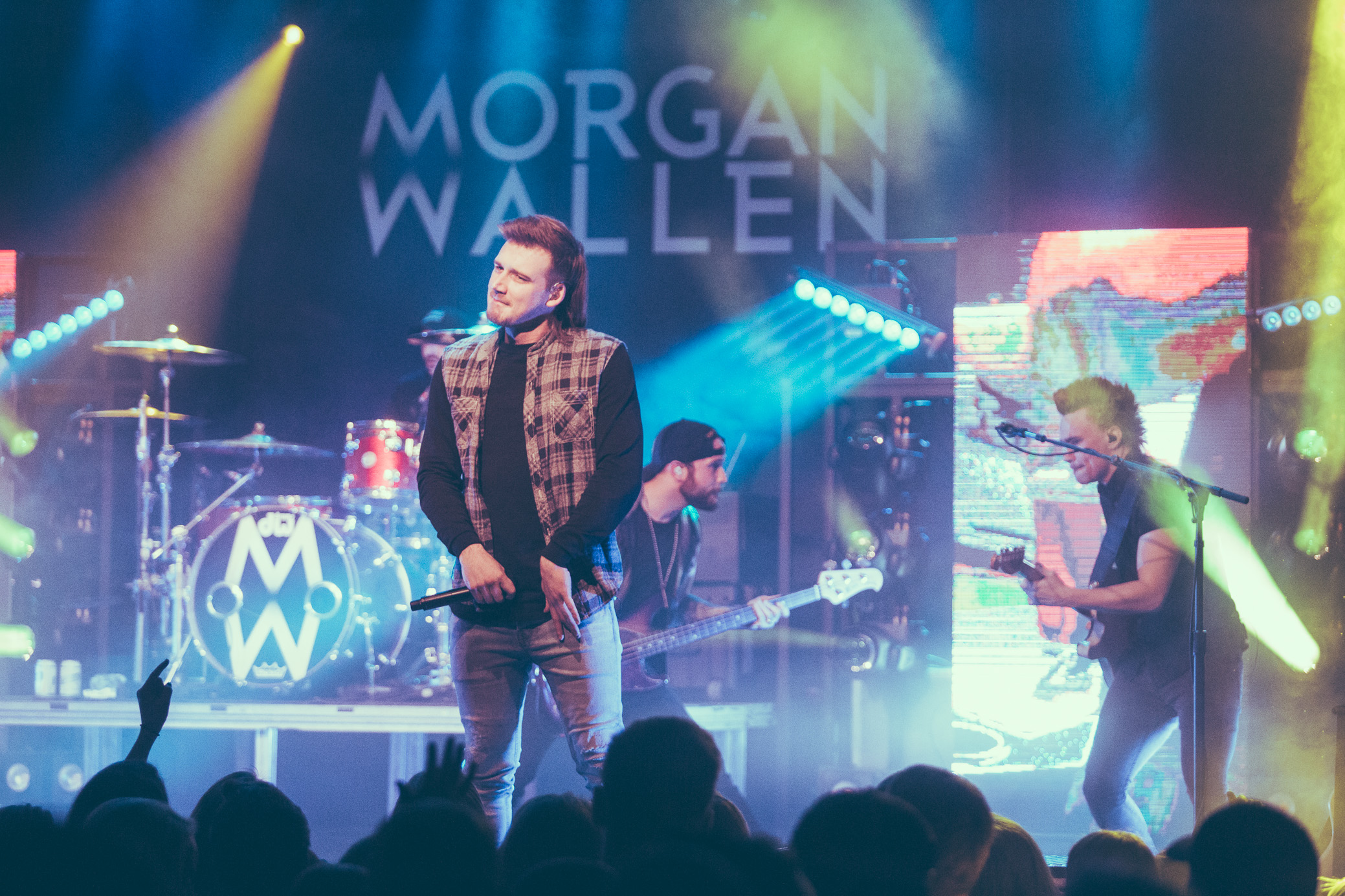 Morgan Wallen | If I Know Me Tour | 1-10-19