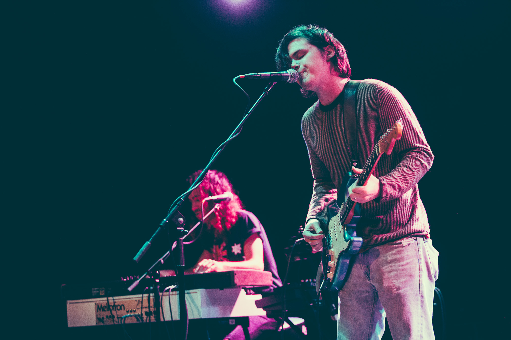 The Prescriptions perform in concert at Saturn Birmingham in Birmingham, Alabama on February 7th, 2019. (Photo by David A. Smith / DSmithScenes)