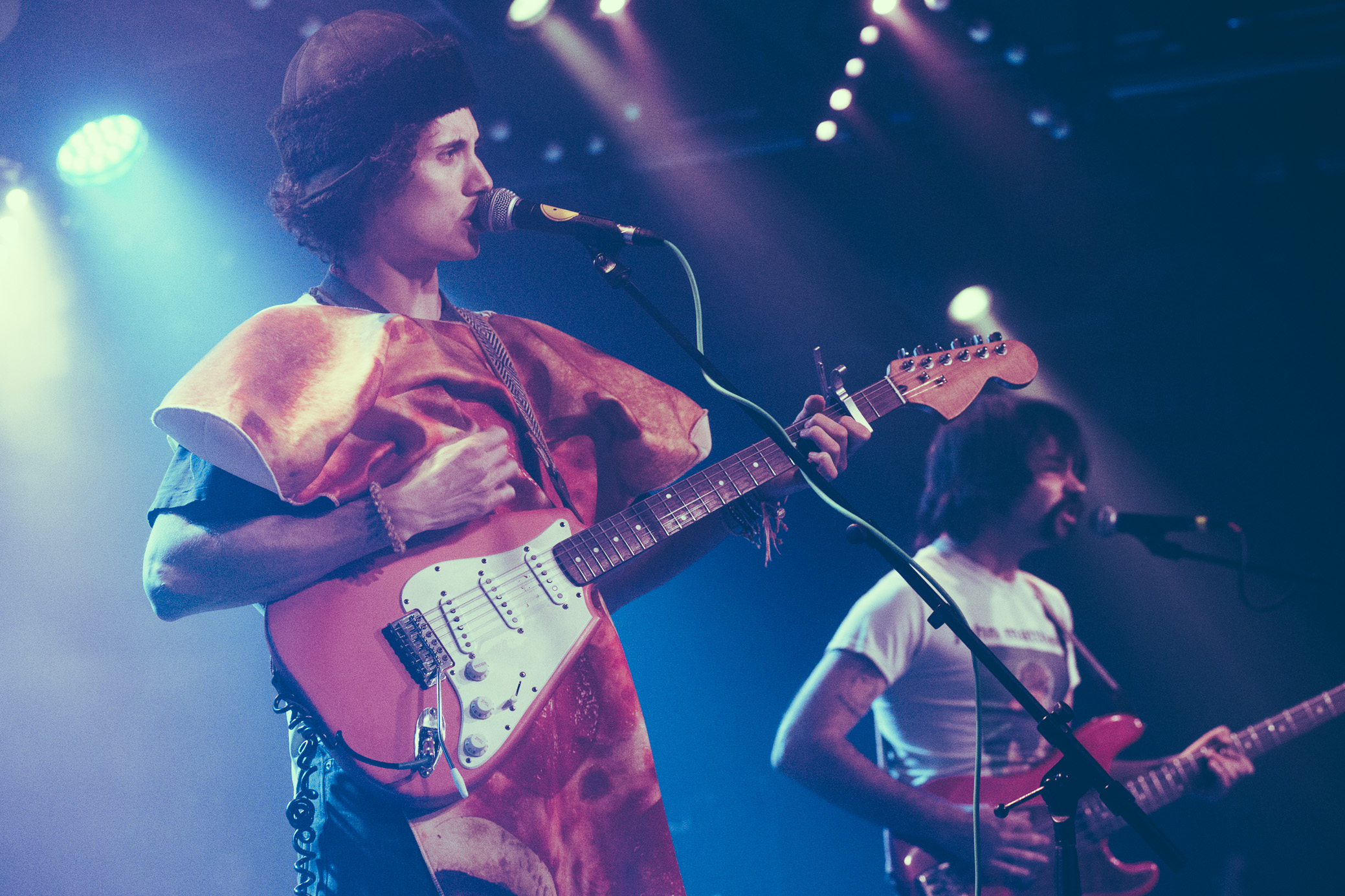 Ron Gallo performs in concert at Saturn Birmingham in Birmingham, Alabama on February 26th, 2019. (Photo by David A. Smith / DSmithScenes)