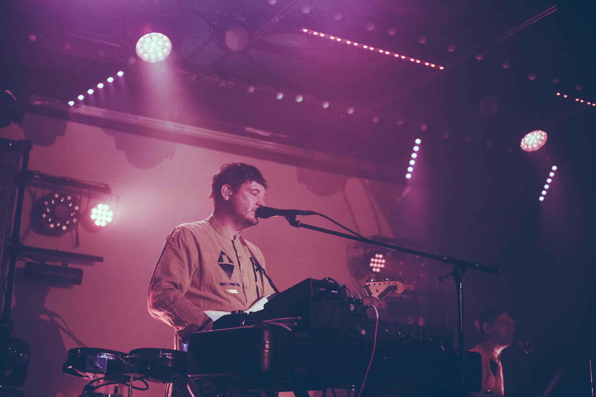 STRKFR performs in concert at Saturn Birmingham in Birmingham, Alabama on March 10th, 2019. (Photo by David A. Smith / DSmithScenes)