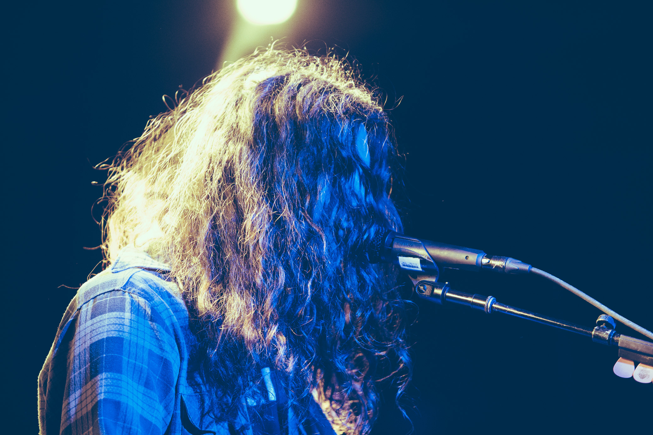 Kurt Vile and The Violators perform in concert at Saturn Birmingham in Birmingham, Alabama on March 15th, 2019. (Photo by David A. Smith / DSmithScenes)