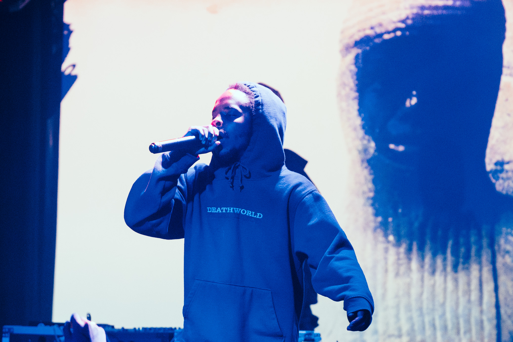 Earl Sweatshirt performs in concert at Saturn Birmingham in Birmingham, Alabama on May 5th, 2019. (Photo by David A. Smith / DSmithScenes)