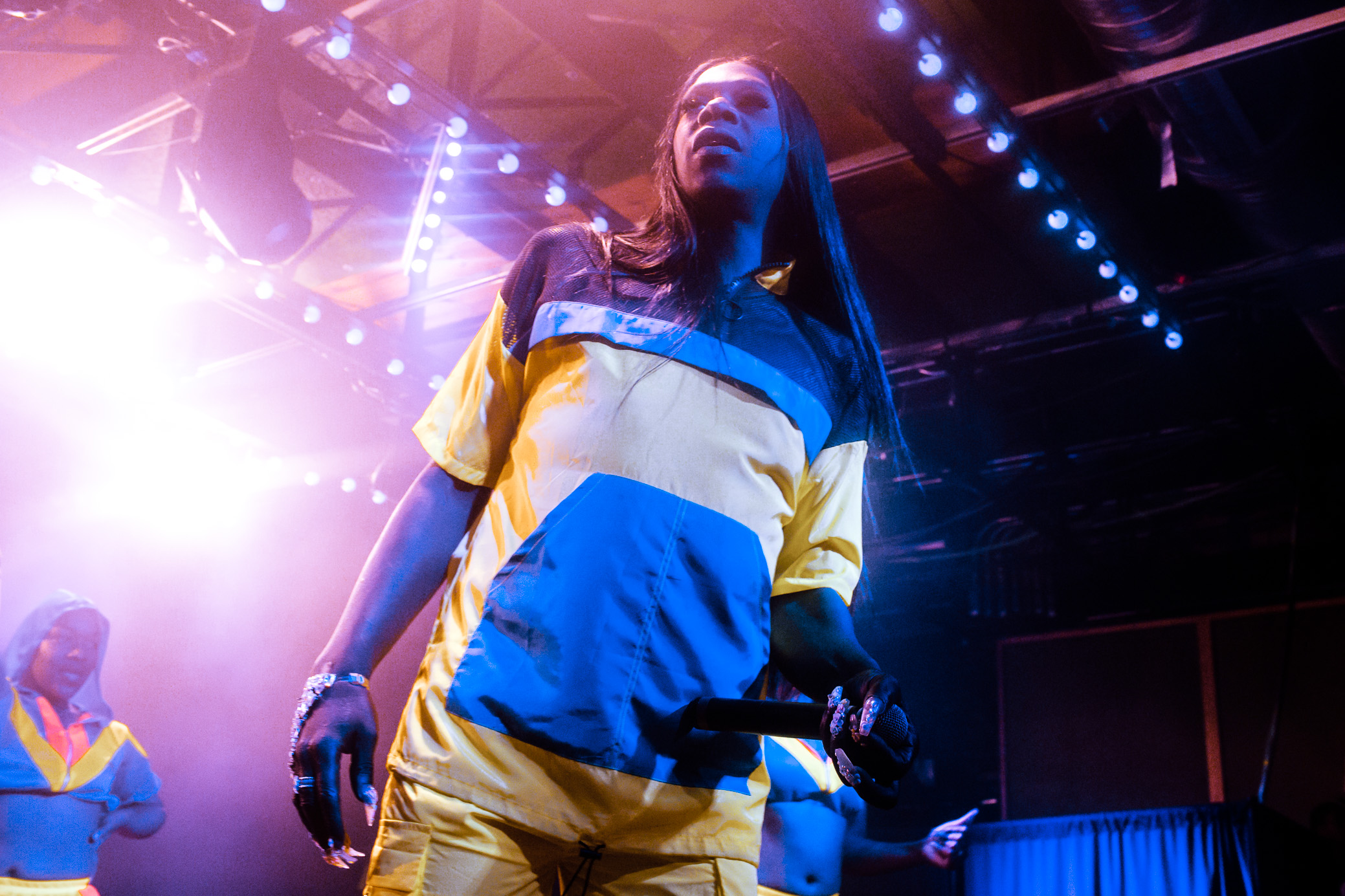 Big Freedia performs in concert at Saturn Birmingham in Birmingham, Alabama on May 12th, 2019. (Photo by David A. Smith / DSmithScenes)