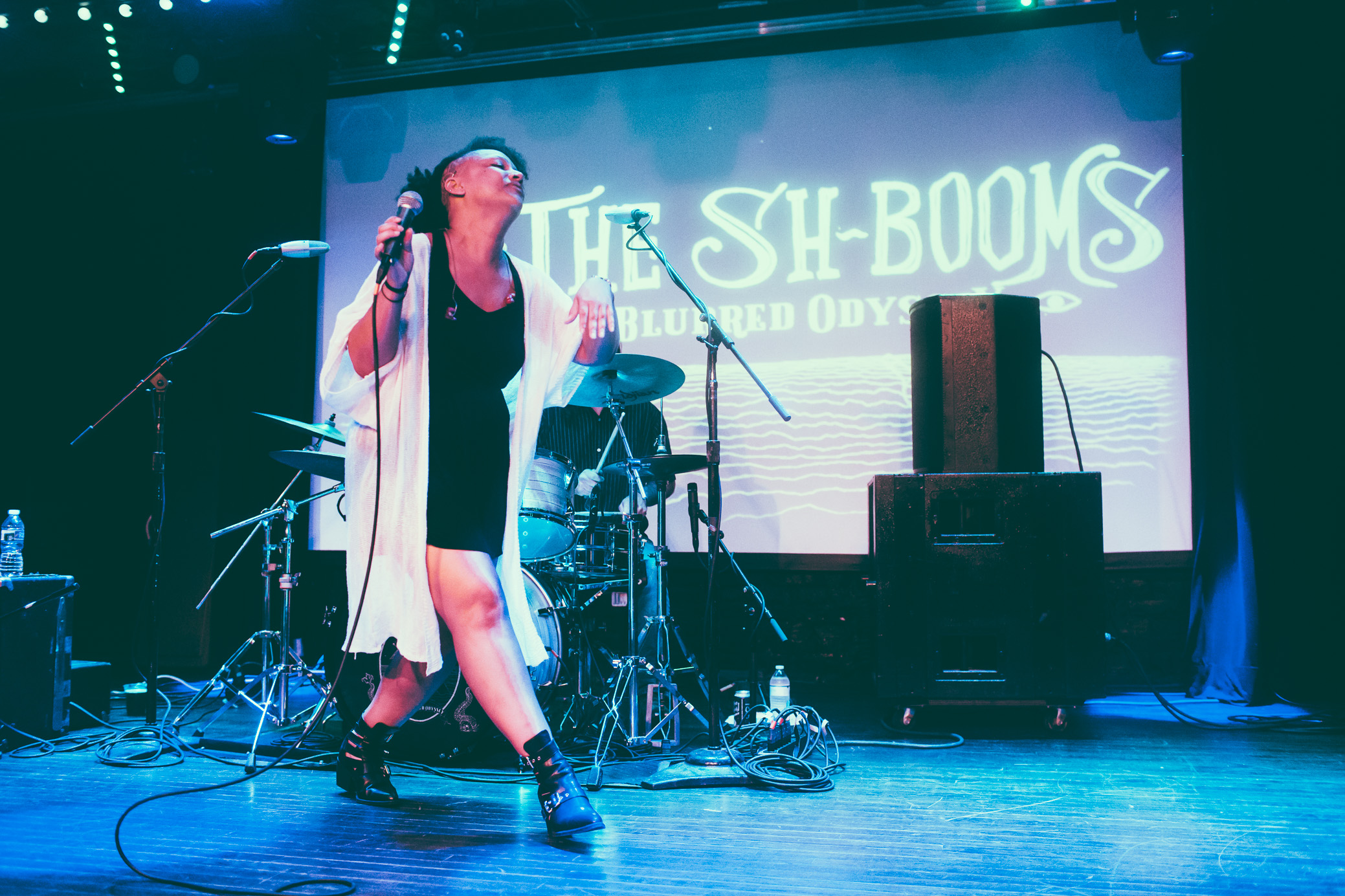 The Sh-Booms perform in concert at Saturn Birmingham in Birmingham, Alabama on May 16th, 2019. (Photo by David A. Smith / DSmithScenes)