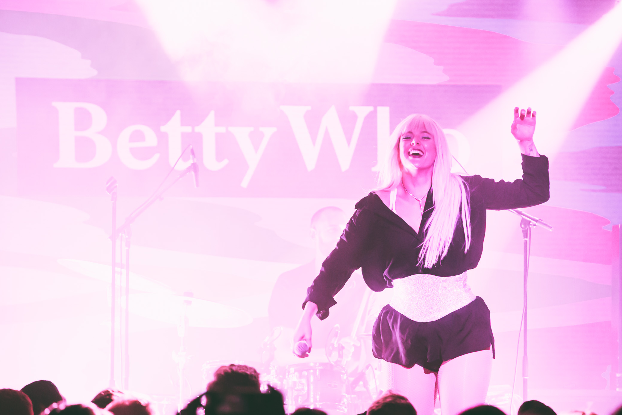Betty Who performs in concert at Saturn Birmingham in Birmingham, Alabama on June 4th, 2019. (Photo by David A. Smith / DSmithScenes0