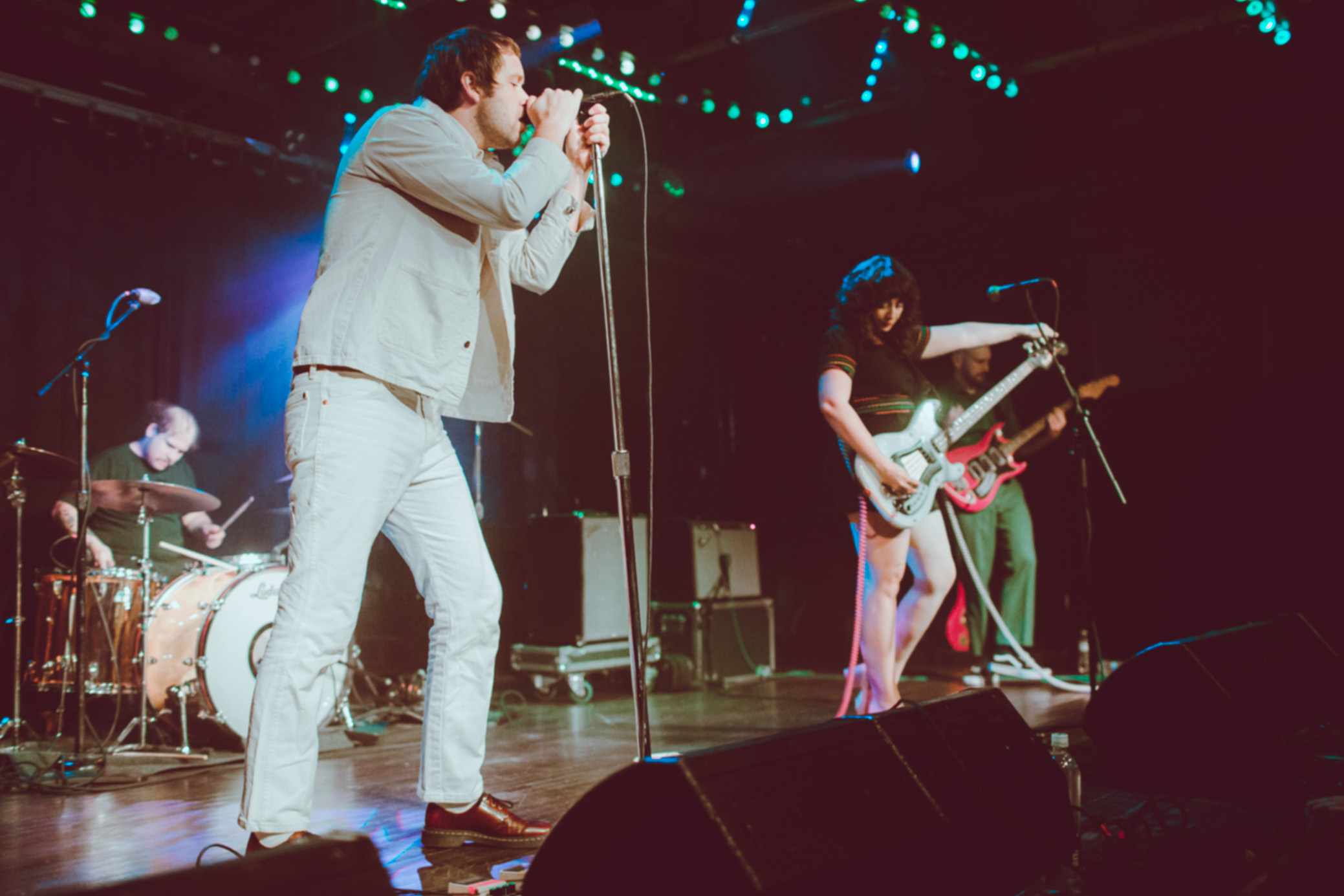Mike Krol performs in concert at Saturn Birmingham in Birmingham, Alabama on July 23rd, 2019. (Photo by David A. Smith / DSmithScenes)