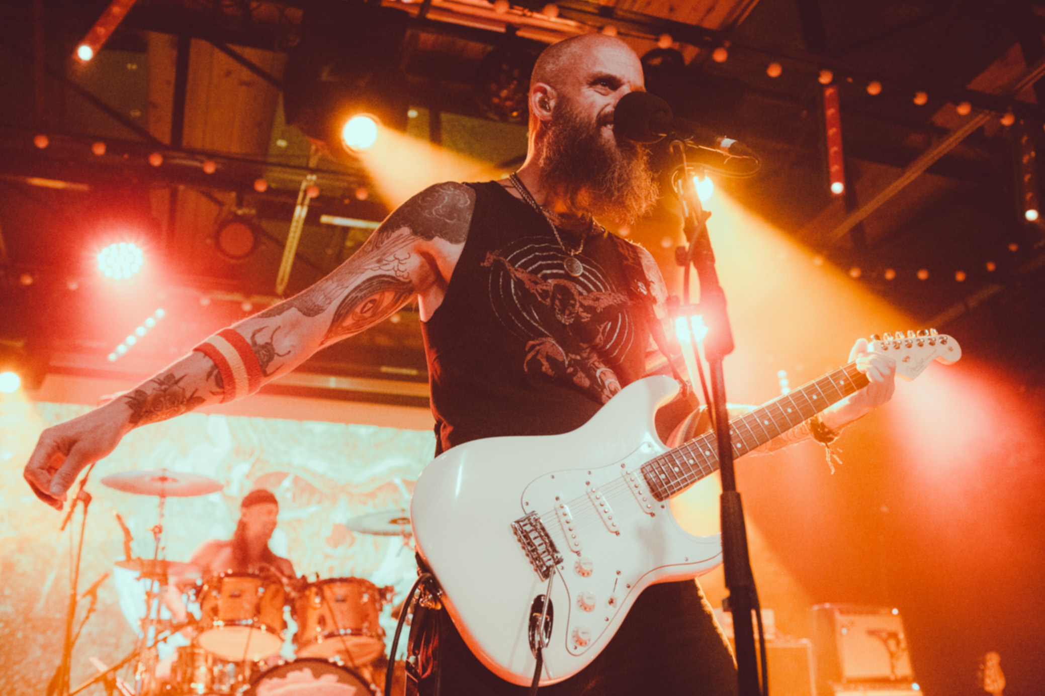 Baroness performs in concert at Saturn Birmingham in Birmingham, Alabama on July 31st, 2019. (Photo by David A. Smith / DSmithScenes)
