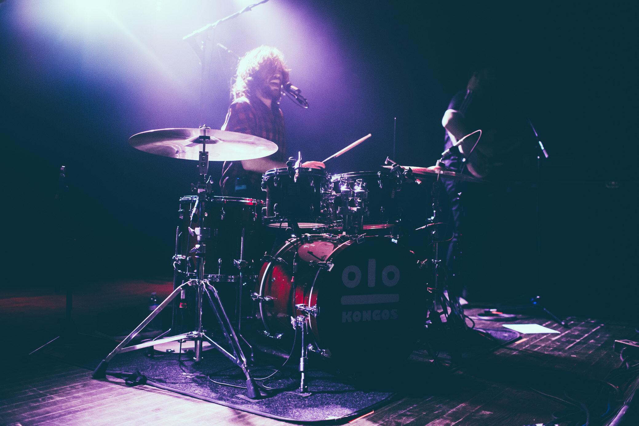 KONGOS perform in concert at Saturn Birmingham in Birmingham, Alabama on October 8th, 2019. (Photo by David A. Smith / DSmithScenes)