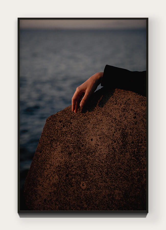 """""""  Equanimity  """" from """"  Dolos  """" 43 x 28.64 cm Archival pigment print on 100% cotton rag. Edition of 5 + 1 AP  Purchase →"""