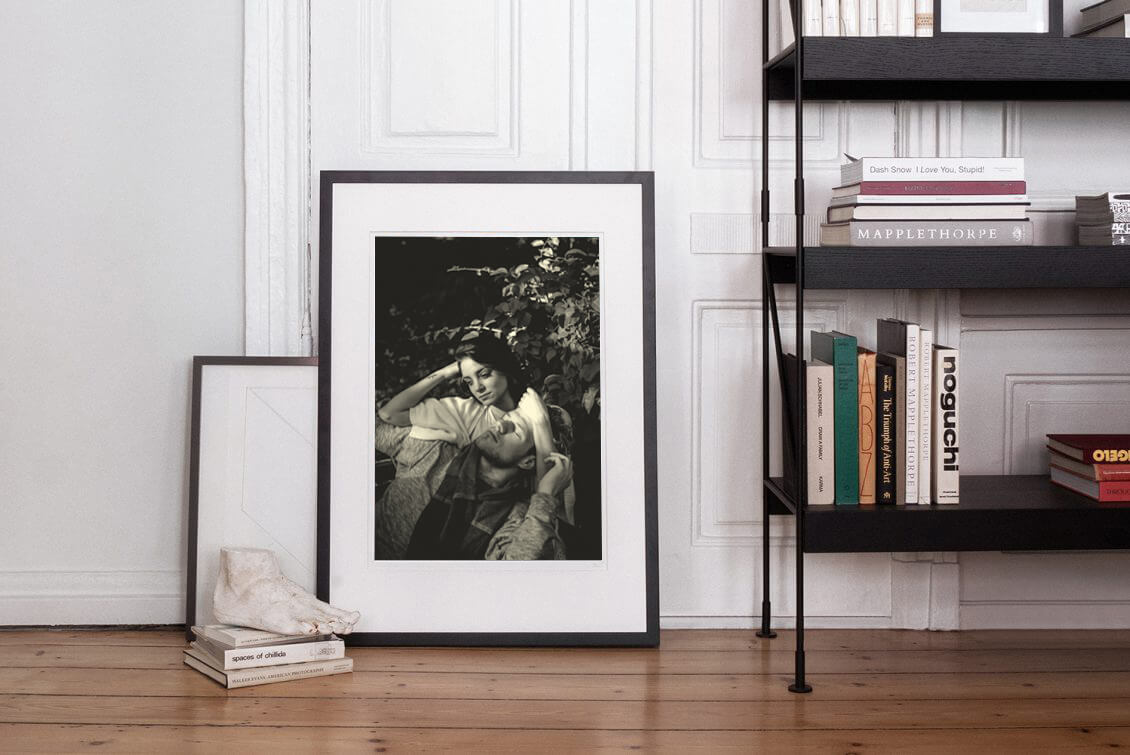 Les Amants - Limited Edition Artworks by Pierre F. Lombard.