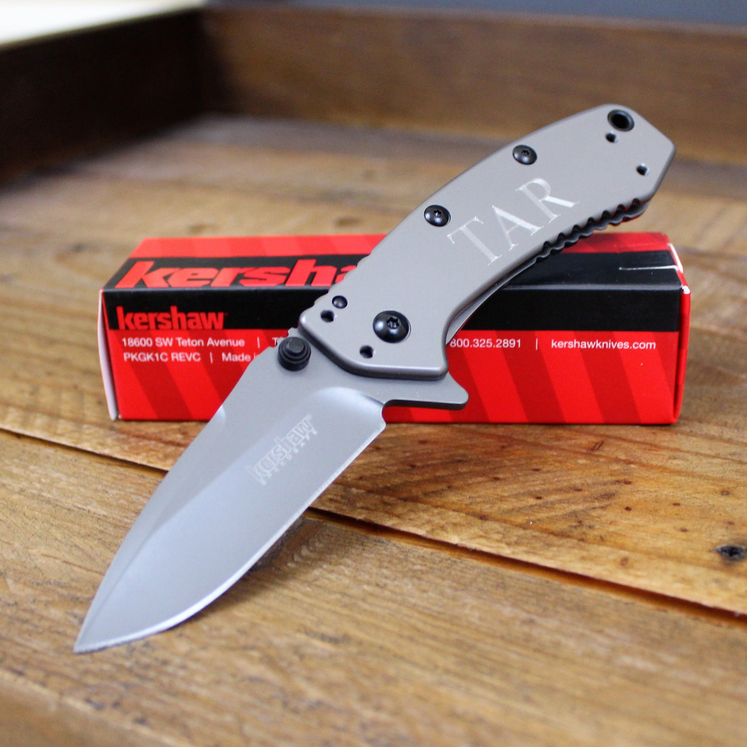 Kershaw Cryo Folding Knife — The Best Man Gifts