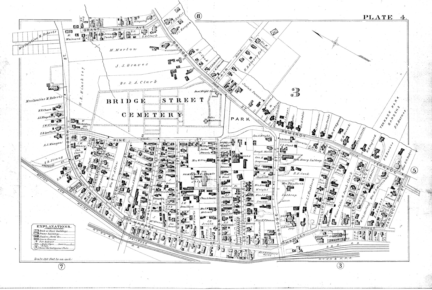 Image courtesy Historic Northampton -- see for yourself here: http://www.historic-northampton.org/members_only/maps/1895plate04.pdf
