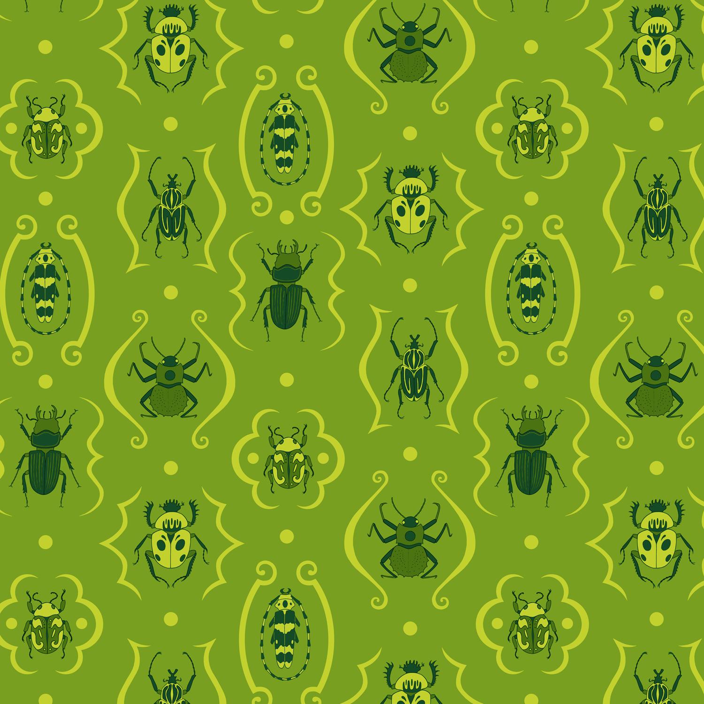 Beetle Damask