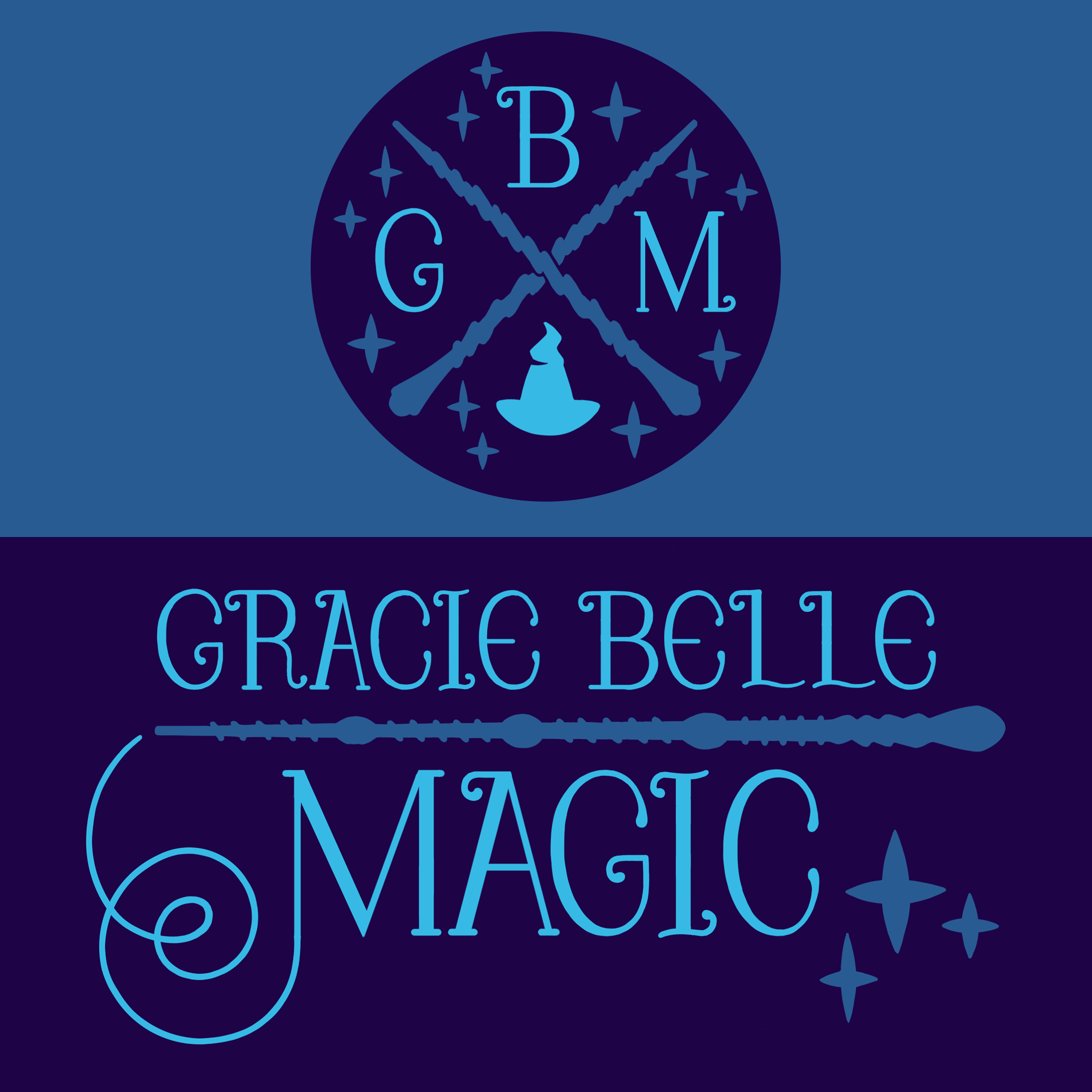 Gracie Belle Magic Logo