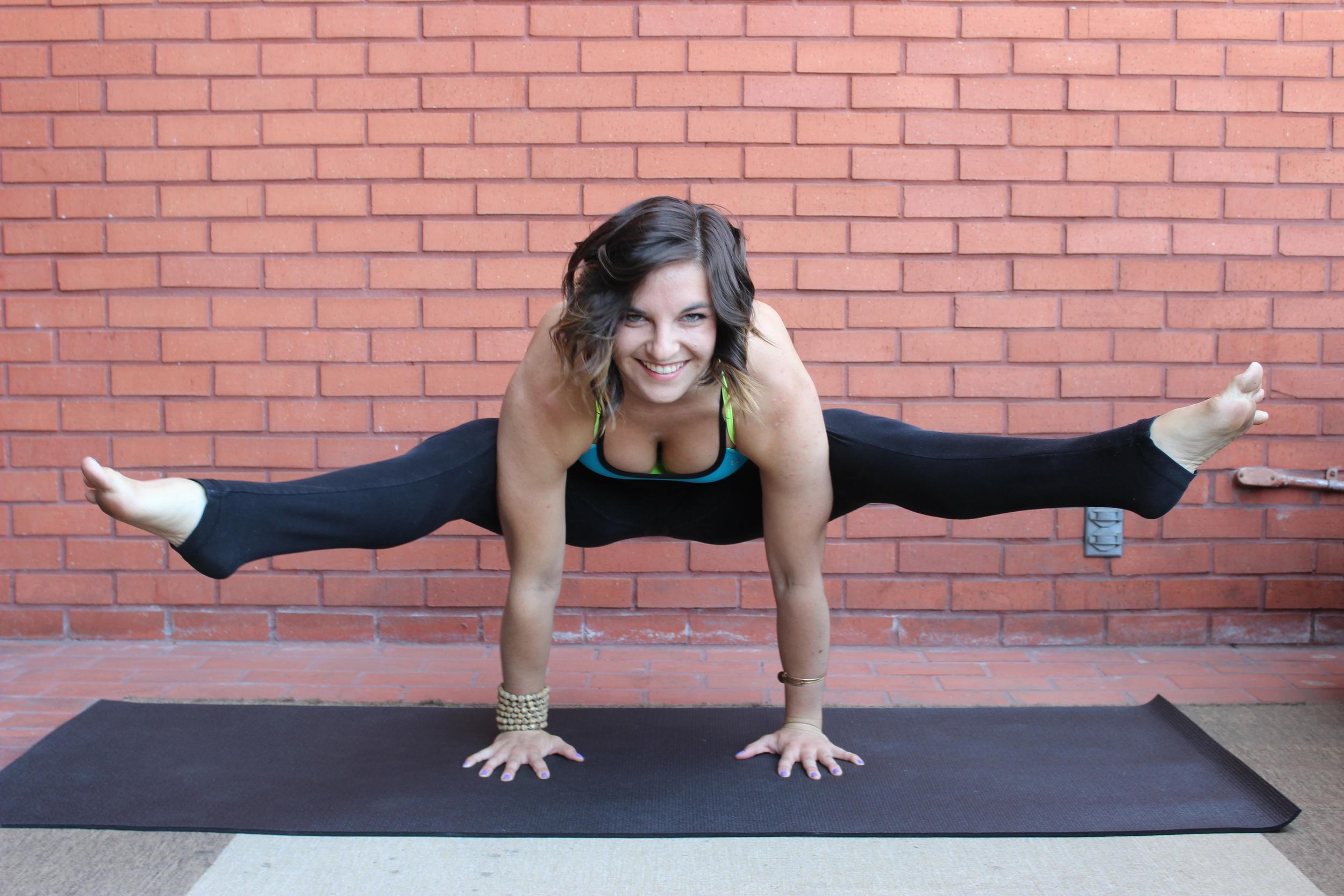 Corepower Yoga Photoshoot!