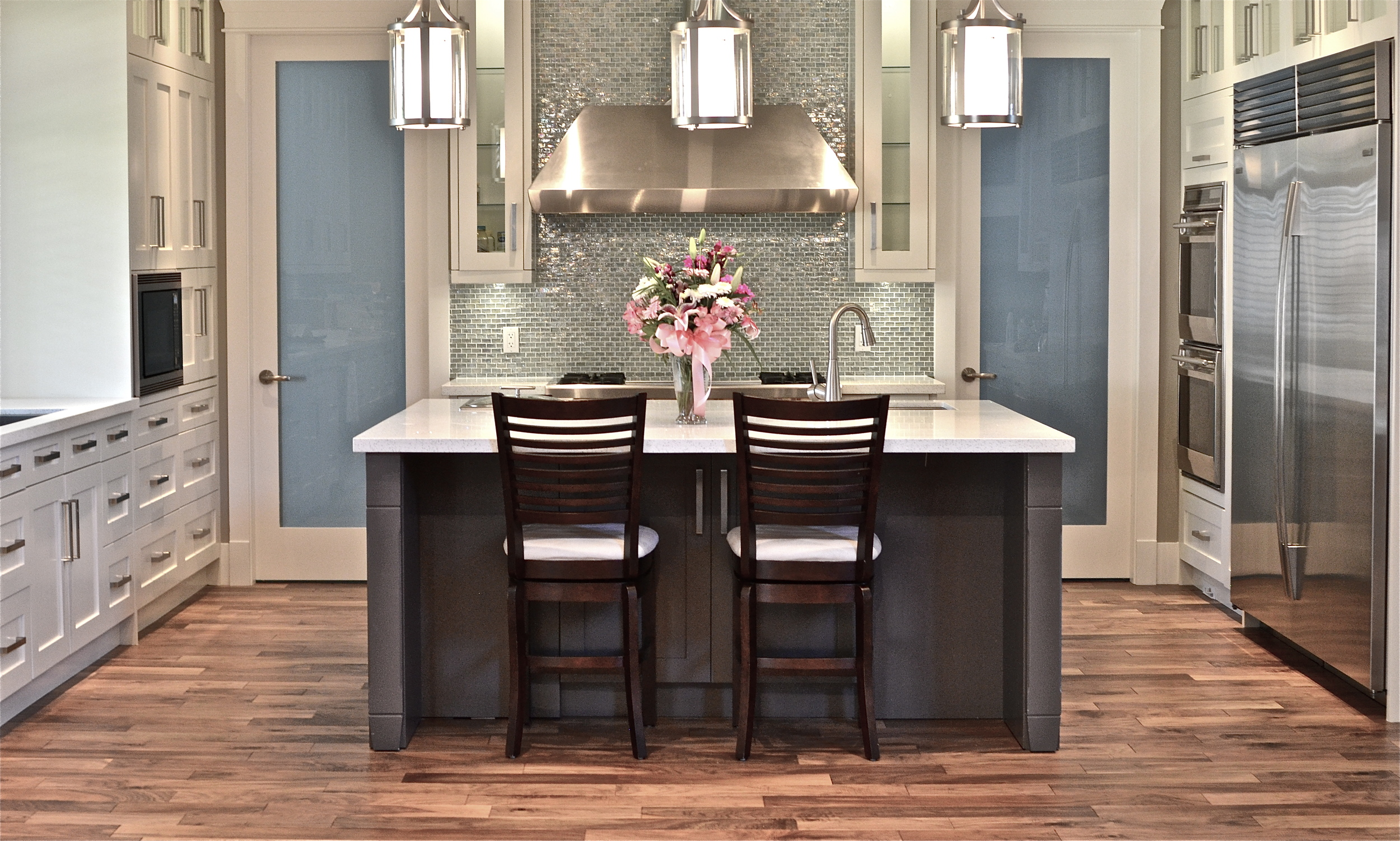 Traditional kitchens Vancouver
