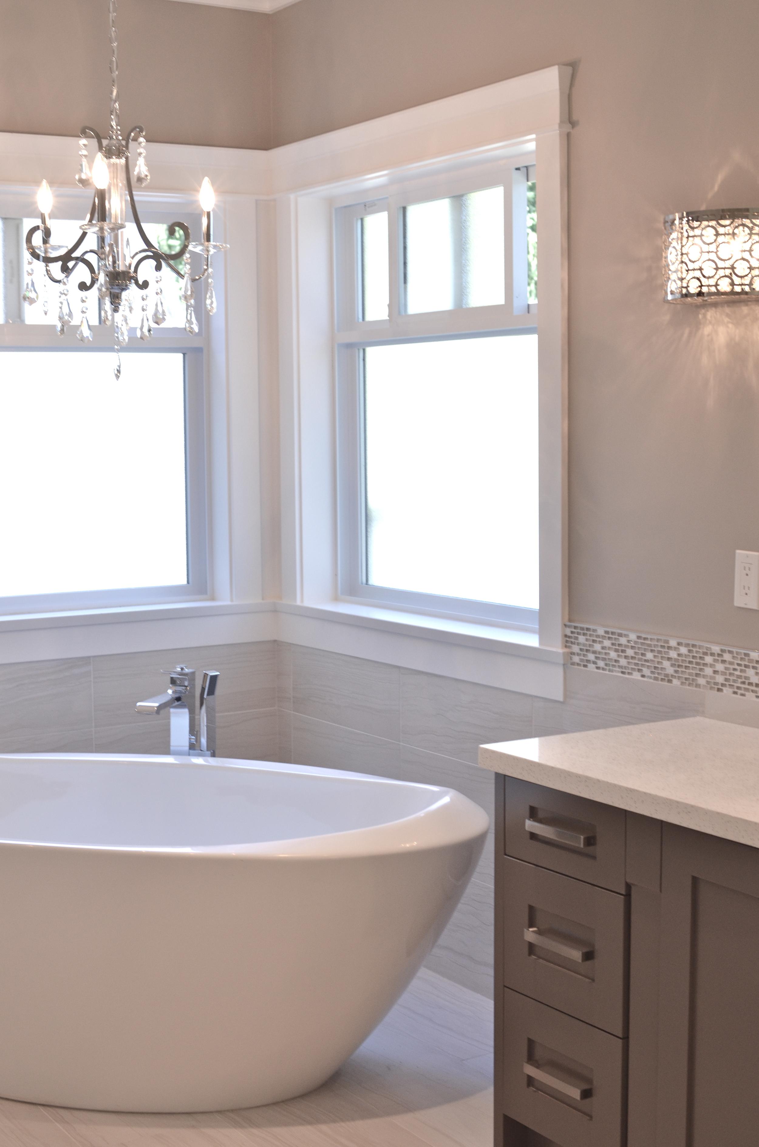 Traditional Bathroom designers Vancouver