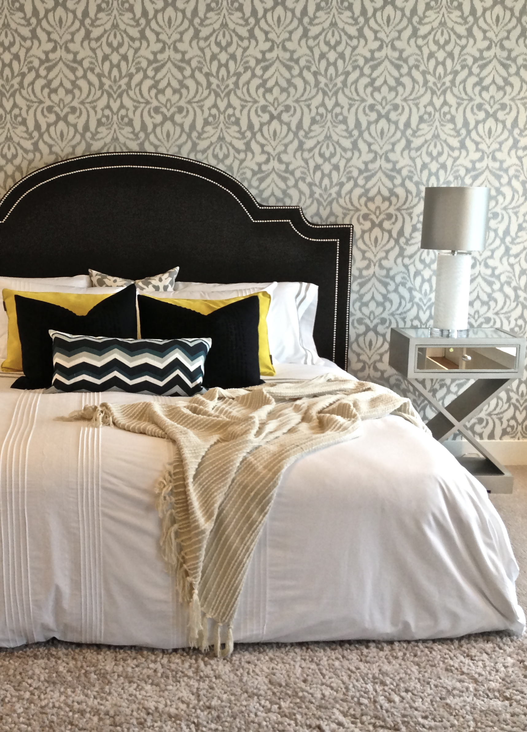 Custom bedrooms by interior designers in vancouver