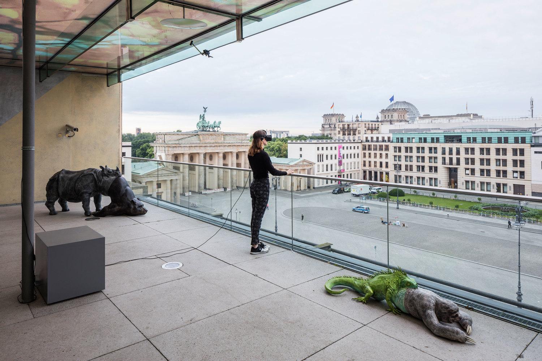 Photo courtesy of Artsy, Berlin Biennale.