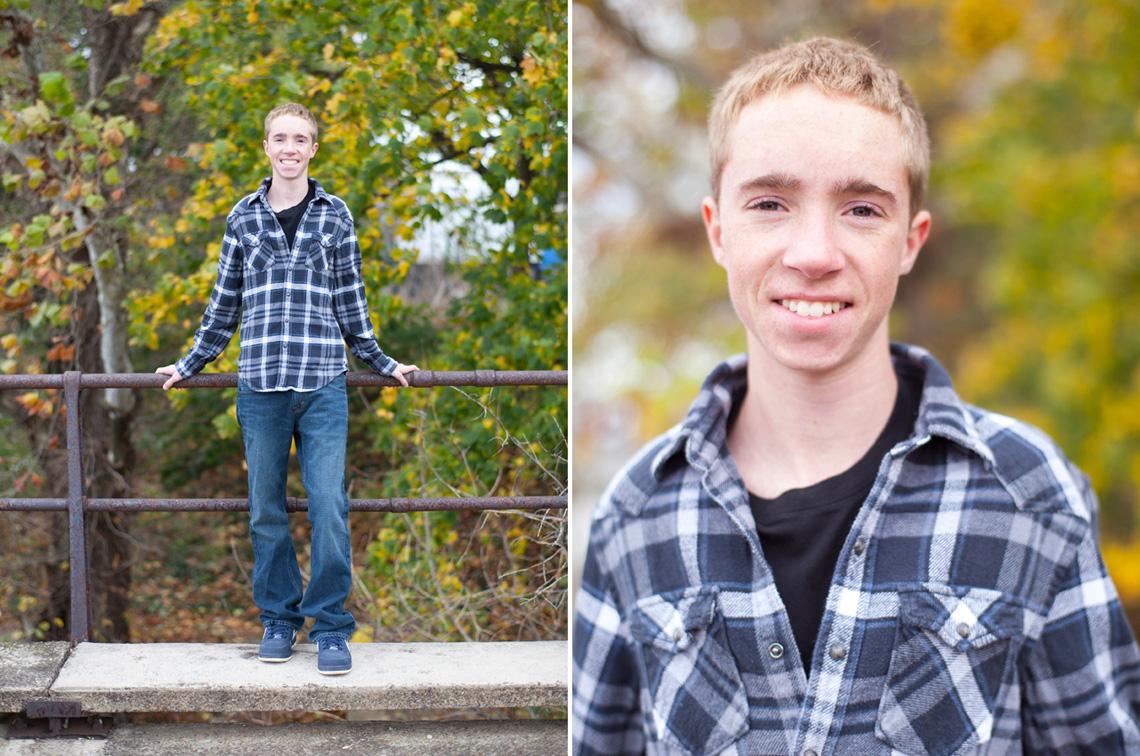 7-Senior-Portrait-Photography-Ken-Bruggeman-York-PA-Young-man-Standing-Smiling-Colorful_Trees.jpg