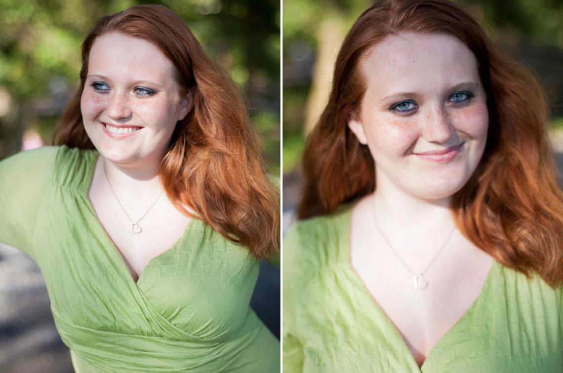 Senior-Portrait-Girl-Green-Shirt-Smiling-Ken-Bruggeman-Photography-York-PA.jpg