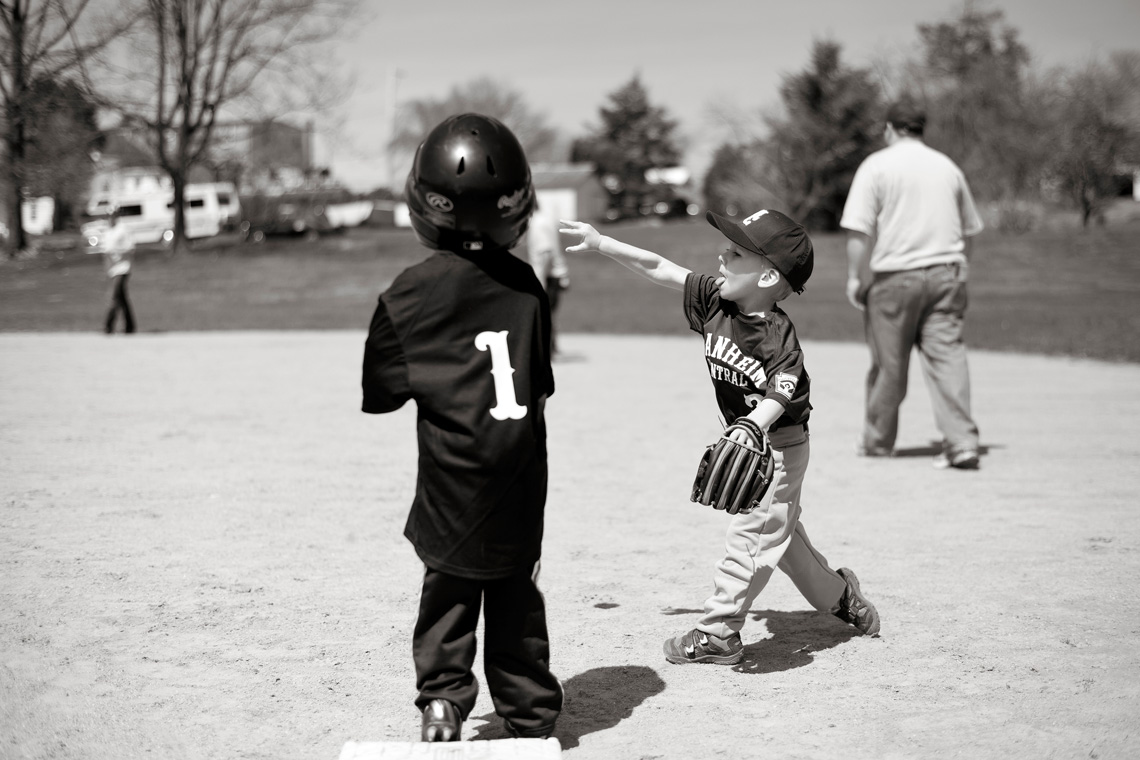 Ken-Bruggeman-Photography-York-PA-Young-Boy-Throwing-Baseball