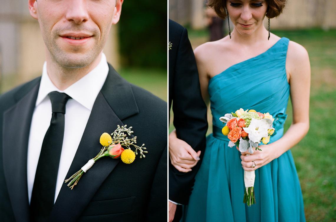 7-Ken-Bruggeman-Photography-Wedding-Photographer-York-PA-Best-Man-Matron-Honor-Holding-Flowers.jpg