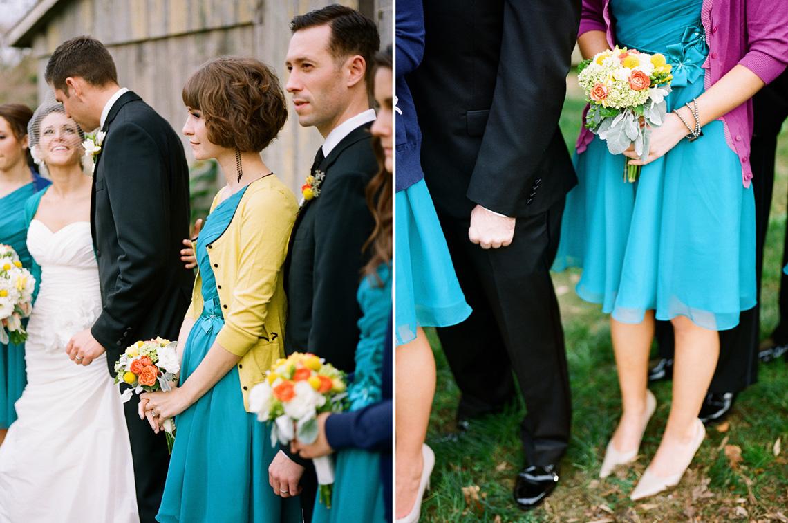 11-Ken-Bruggeman-Photography-Wedding-Photographer-York-PA-Bridal-Party-Standing-Groomsmen-Holding-Flowers.jpg