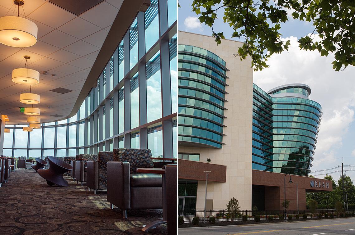 2-Kean_University_Interior_Commons_Exterior_Angle_Ken_Bruggeman_Photography_York, PA.jpg