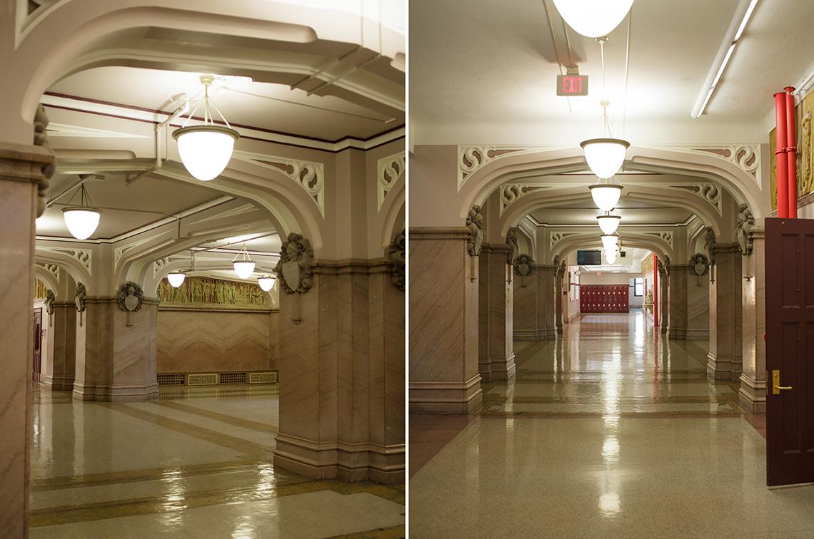 8__Hughes_High_School_Cincinnati_OH_Interior_Decorative_Hallways_Ken_Bruggeman_Photography_York_PA.jpg