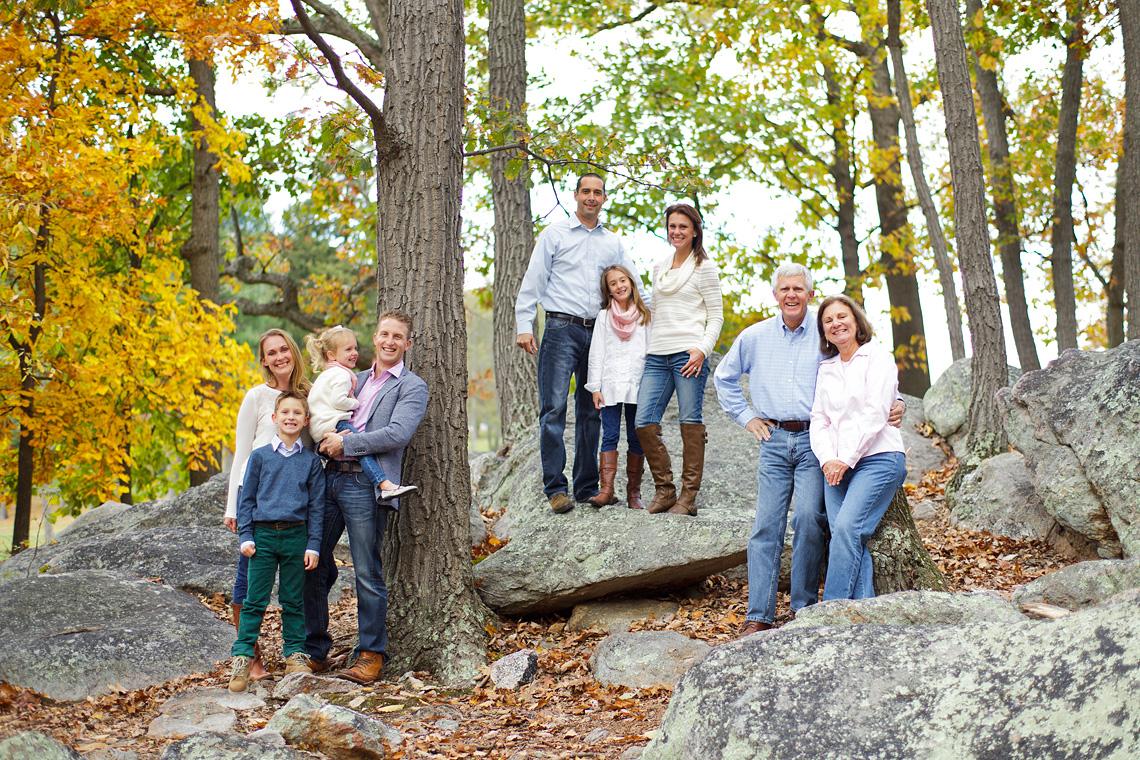 1-Hershock-Family-Autumn-Family-Portraits-Family-Group-Standing-Rocks-Colorful_woods-Smiling-Ken-Bruggeman-Photography-York-PA.jpg