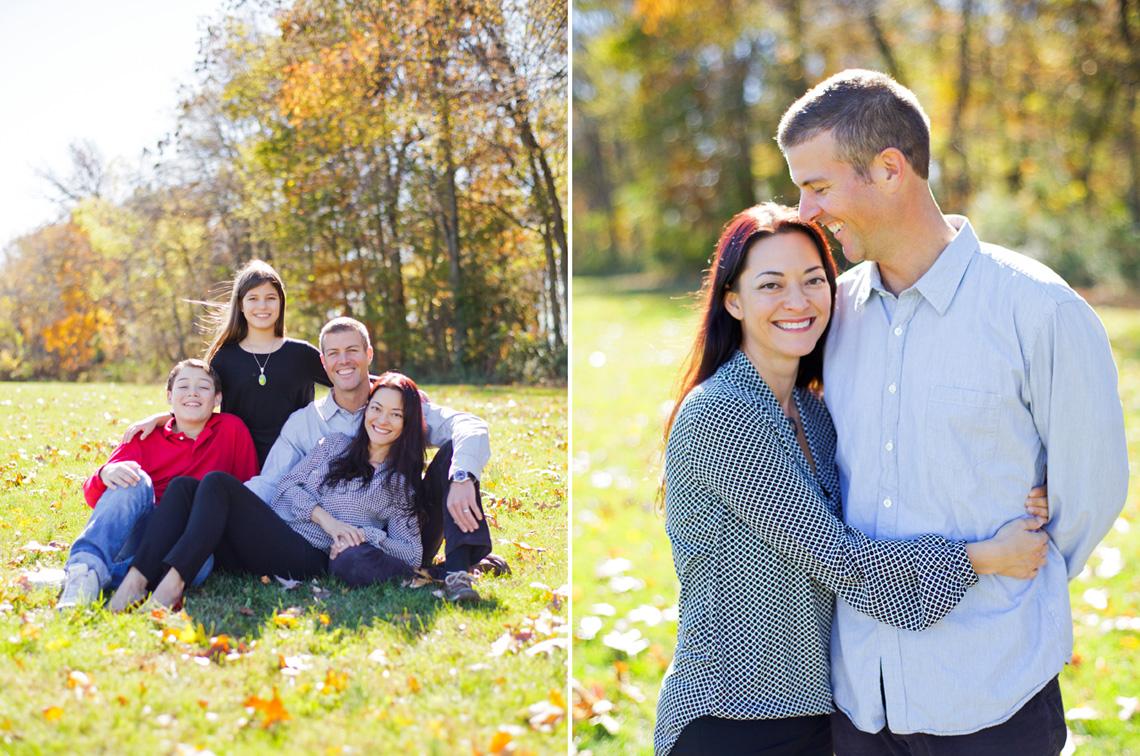 3-Family-Portrait-Sitting-Smiling-Grass-Colorful-Leaves-Ken-Bruggeman-Photography-York-PA.jpg