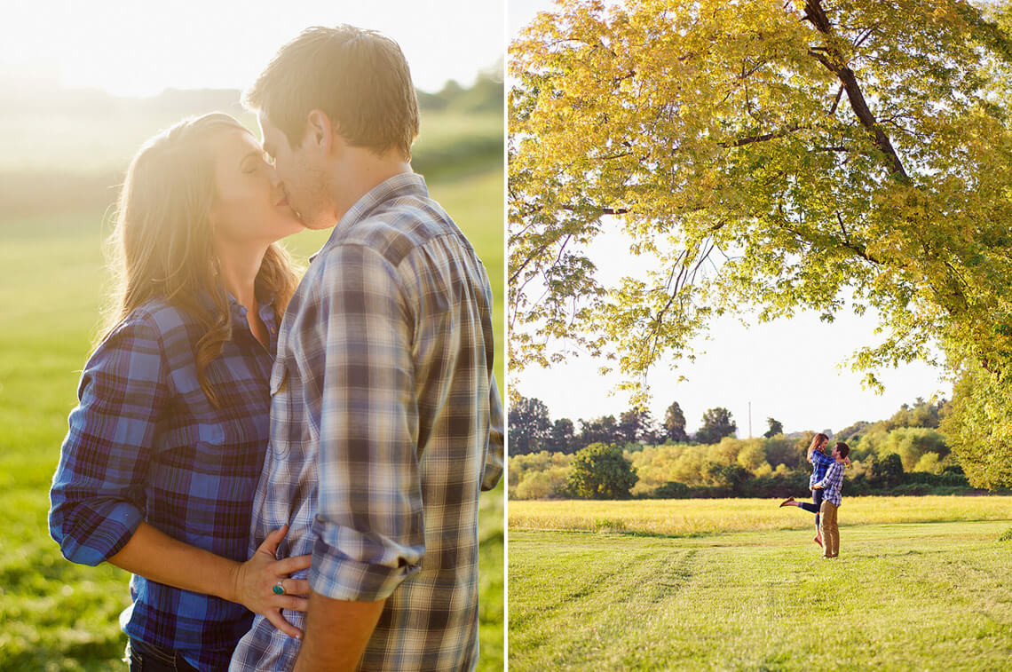 5-Ken-Bruggeman-Photography-York-PA-Engagement-Couple-Kissing.jpg