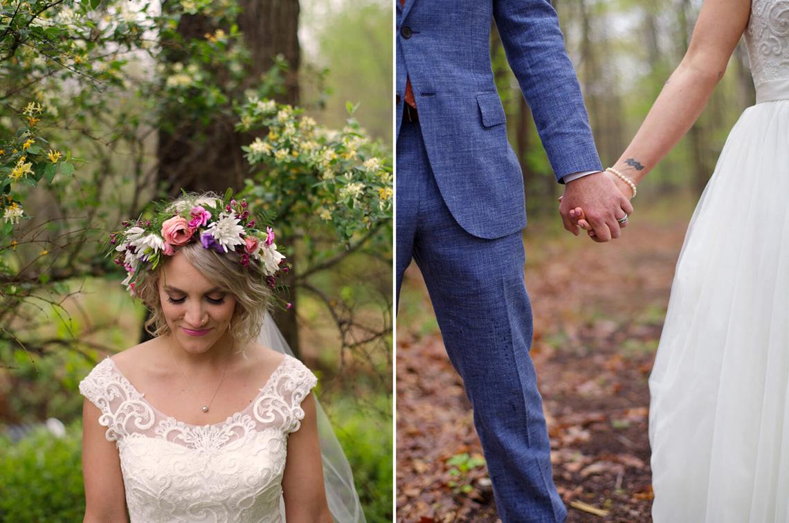 20-Wedding-Ken_Bruggeman-Photography-York-PA-Bride-Looking-Down-Flower-Crown.jpg