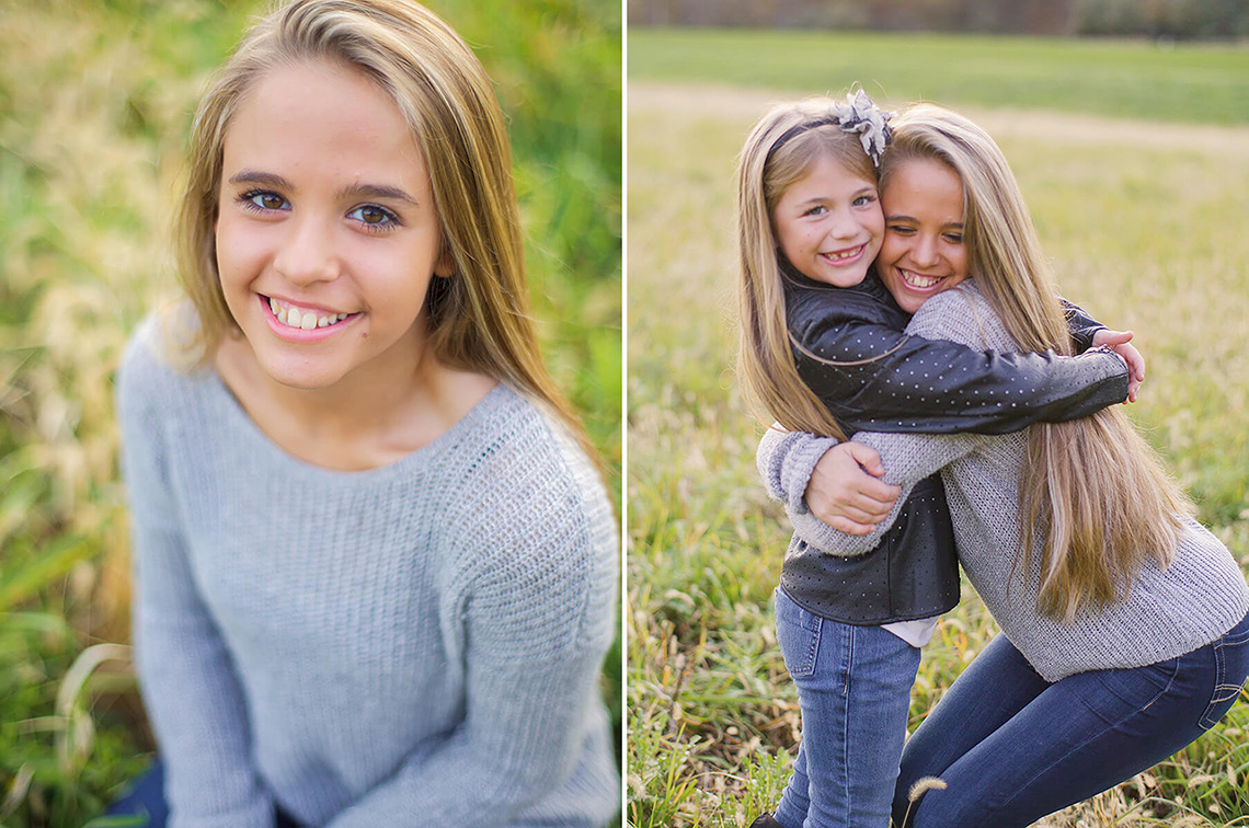 14-Family-Photographer-York-PA-Ken-Bruggeman-Smiling-Girls-Hugging-Close-Up.jpg
