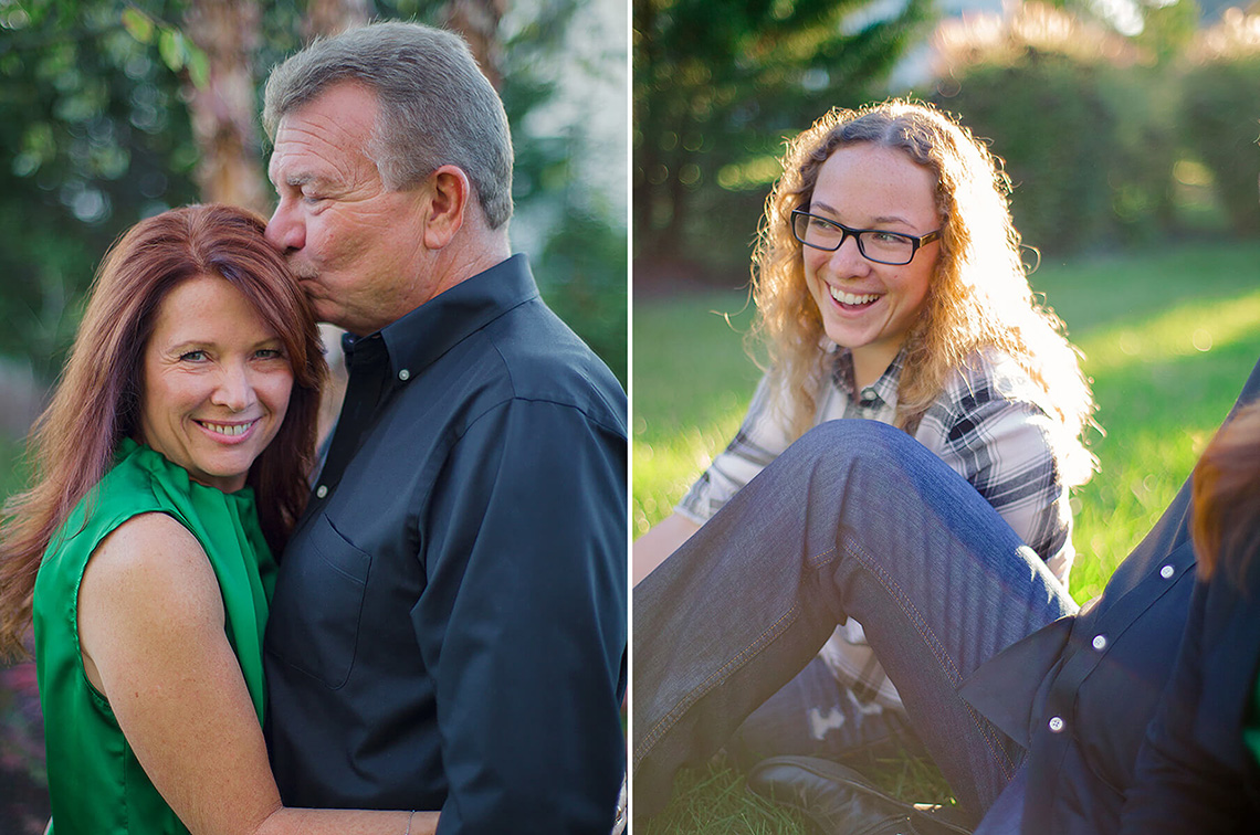 8-Family-Portrait-Photographer-York-PA-Ken-Bruggeman-Dad-Kissing-Mom-Daughter-Laughing.jpg