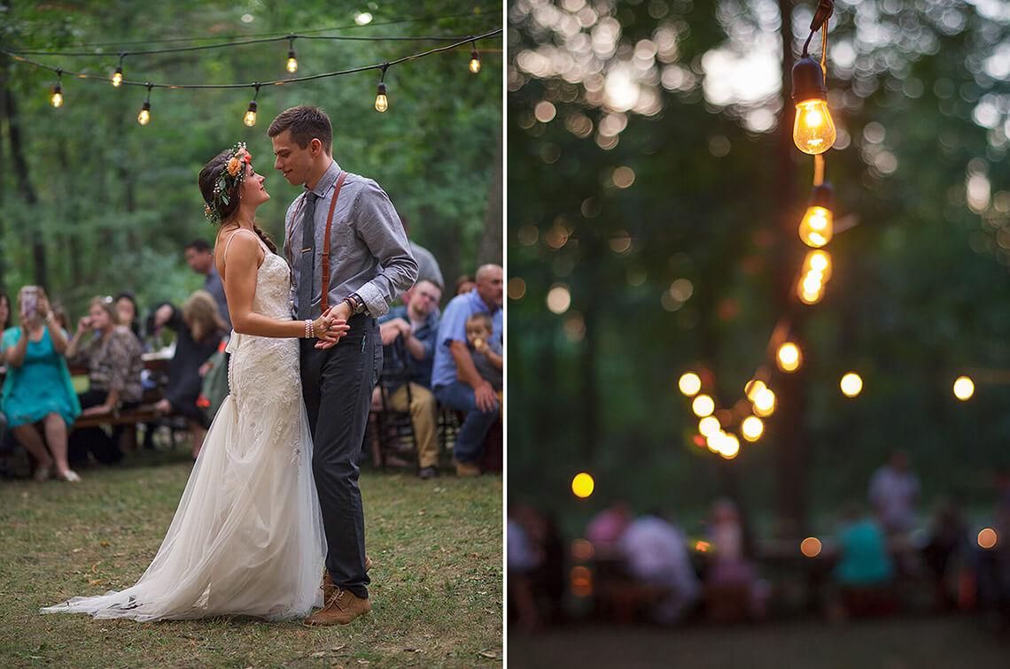 33-Wedding-Photographer-York-PA-Ken-Bruggeman-Bride-Groom-First-Dance-Edison-Outdoor-Lighbulbs..jpg