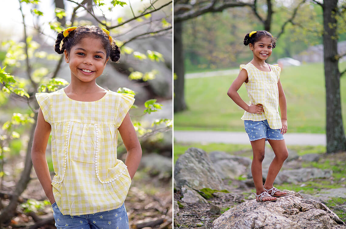 7-Family-Photographer-York_PA-Ken-Bruggeman-Photography-Young-Girl-Yellow-Shirt-Braids-Smiling.jpg