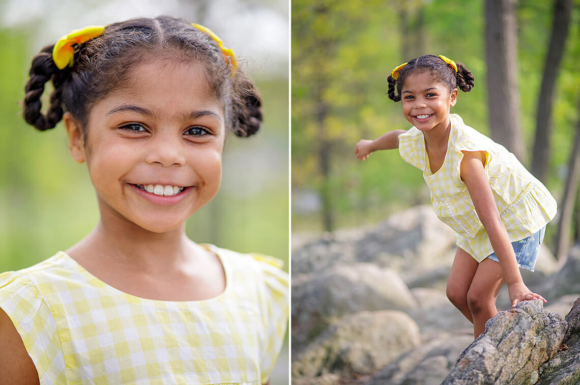 9-Family-Photographer-York_PA-Ken-Bruggeman-Photography-Young-Girl-Smiling-Portrait-Standing-Rocks.jpg