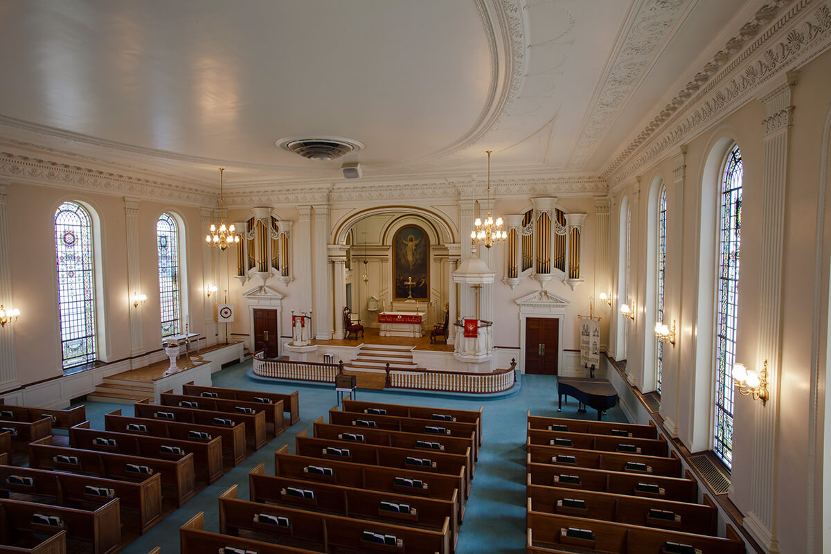 17-Ken-Bruggeman-Photography-York-PA-Commercial-Photographer-Architecture-Church-Christ-Lutheran-Aerial-View-Sanctuary-Right.jpg